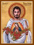 St. Juan Diego icon