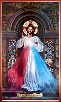 Divine Mercy - St. Francis of Assisi Parish