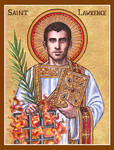 St. Lawrence icon