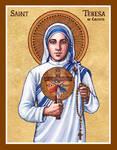 St. Teresa of Calcutta icon