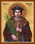 St. Thomas More icon