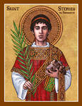 St. Stephen the Protomartyr icon