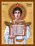 St. John the Evangelist icon