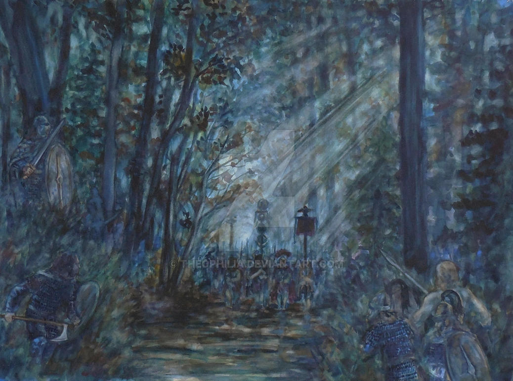 battle of the teutoburg forest Teutoburg forest, also known as eastern westphalia and lippe  the teutoburg  forest is historically linked to a decisive battle in 9 ad between roman troops,.
