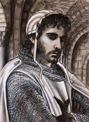 Godfrey de Montferrat by Theophilia