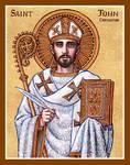 St. John Chrysostom icon