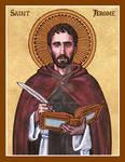 St. Jerome icon