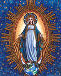Our Lady of Grace: Queen of the Miraculous Medal