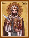 St. John Damascene icon