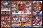 The Apocalypse Triptych