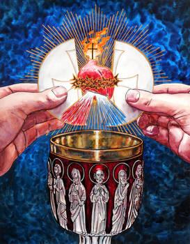 The Eucharistic Heart of Jesus