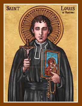 St. Louis de Montfort icon