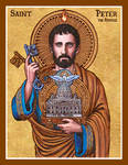 St. Peter the Apostle icon