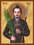 St. Paul Miki icon