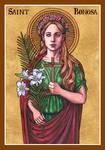 St. Bonosa icon