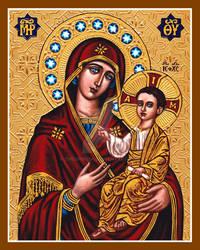 Theotokos Hodegetria icon
