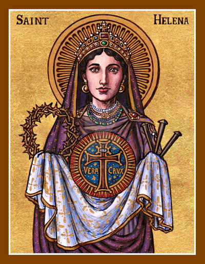 St Helena Icon By Theophilia On Deviantart
