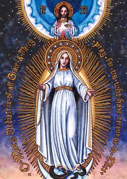 Mary Mediatrix