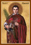 St. Magnus icon