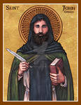 St. John Cassian icon