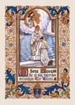 Secundum Cor Tuum - Ordination Holy Card