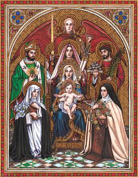 Lannak Family Patron Saints