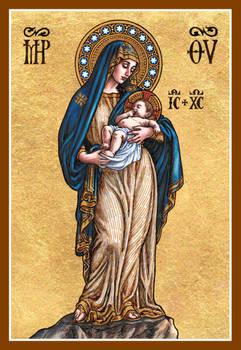 Notre Bonne Mere - Our Good Mother