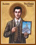 Blessed Pier Giorgio Frassati icon