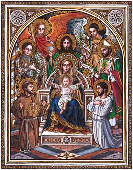 Lavin Family Patron Saints
