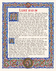 Luke 12:22-34