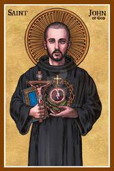 St. John of God icon