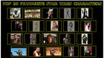 top 20 favorite Star Wars characters by Robloxking1134