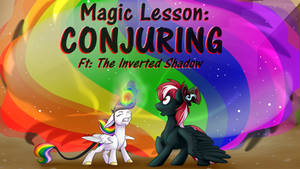 Magic Lesson: Conjuring - titlecard