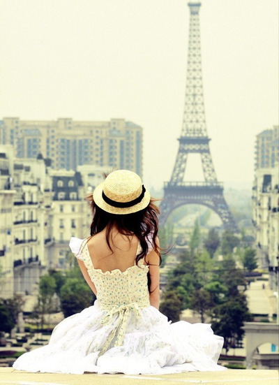 Paris girl by Criswey