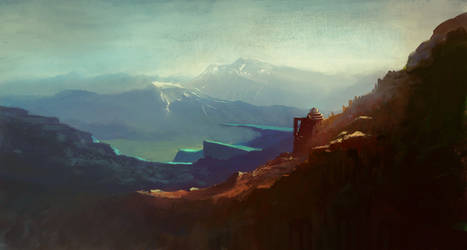 Observatory by SalvDivin