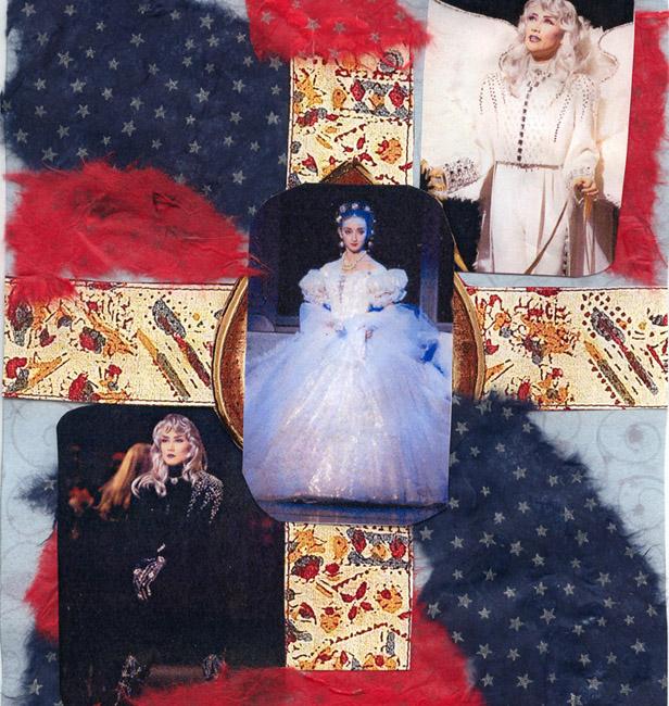 Elizabeth collage by MariaRaphael