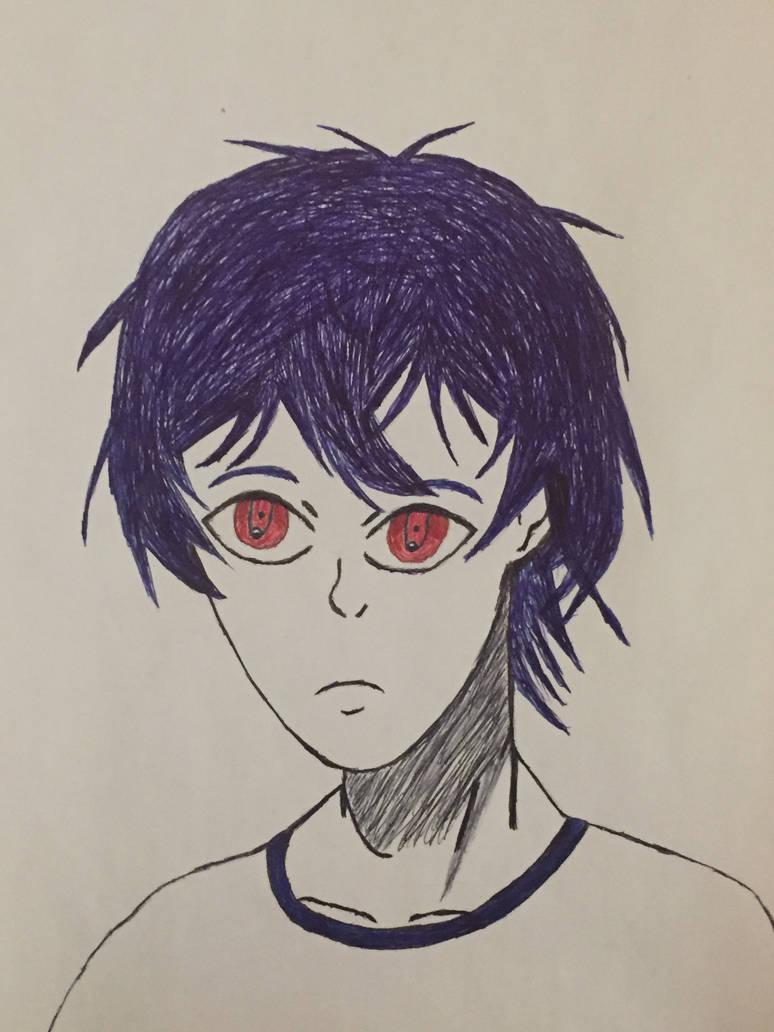 Inktober Day 2 - Yukiya