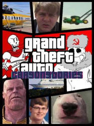 GTA: Carson Stories by Symbiote-God