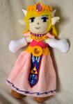 Spirit Tracks Zelda Plush Full