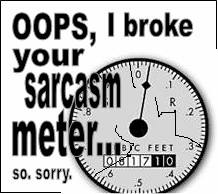 sarcasm meter icon by xhear1000screamsx