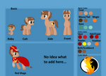 Peter Pone (Red) reference
