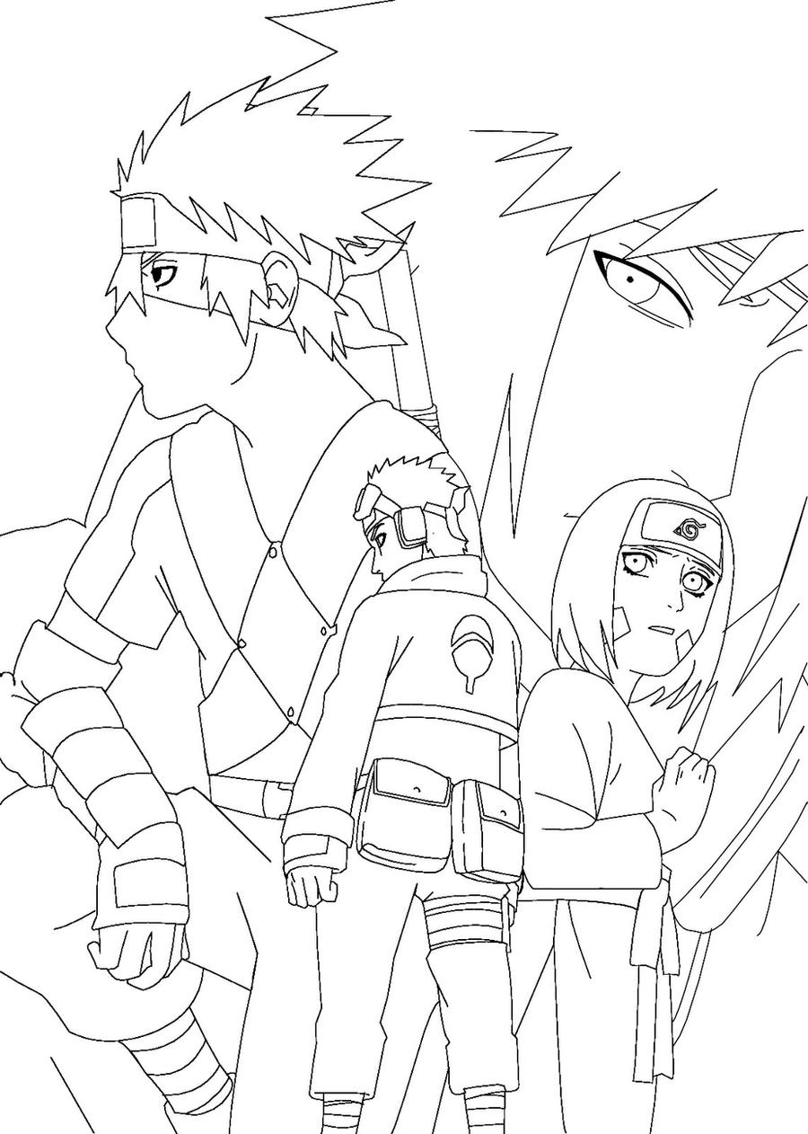 Q Line Art : Team mianto line art by jakecbiebs on deviantart