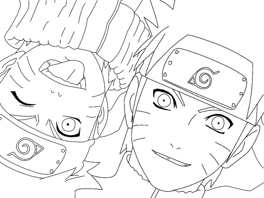 Naruto uzumaki by jakecbiebs on deviantart for Naruto uzumaki coloring pages