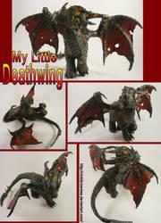 My Little Deathwing Custom MLP