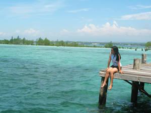 me at vanishing island