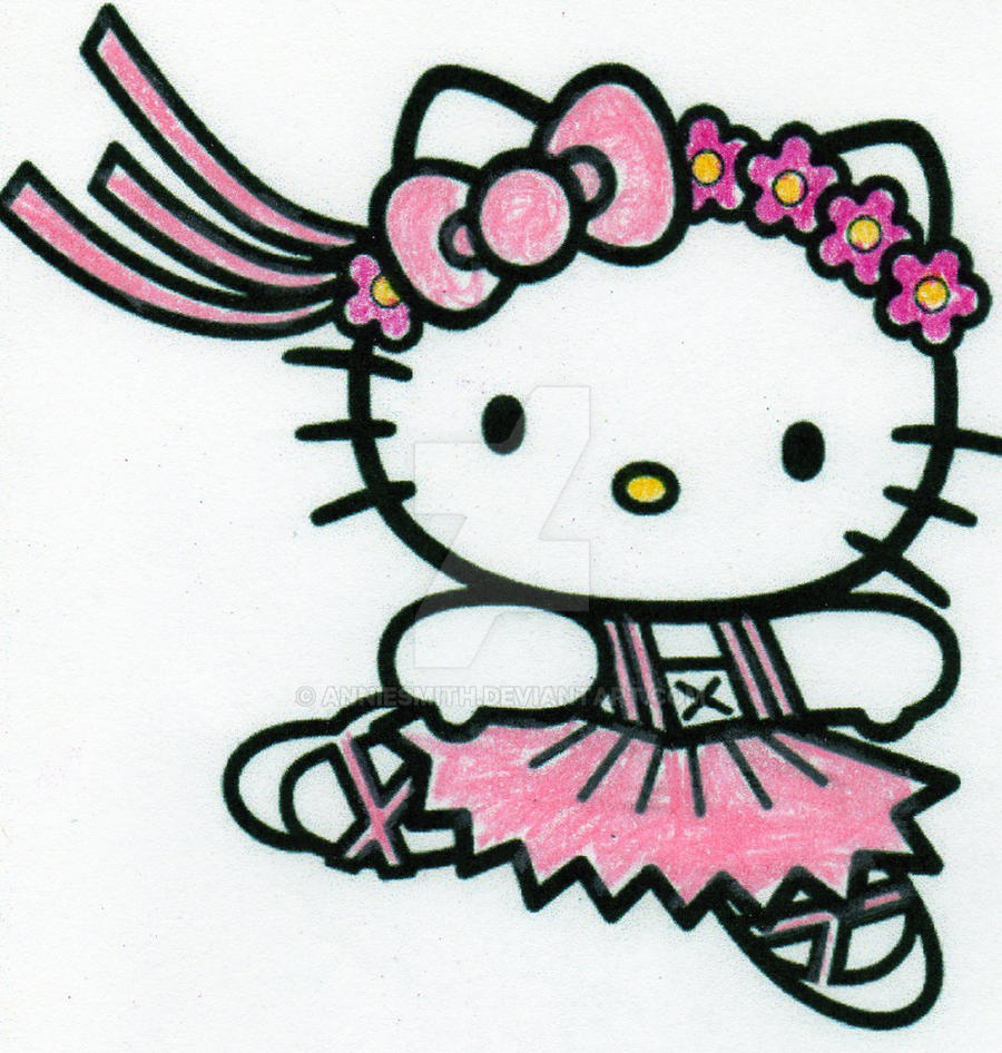 Beautiful Wallpaper Hello Kitty Glitter - hello_kitty_ballerina_by_anniesmith-d2pmrp0  You Should Have_772450.jpg