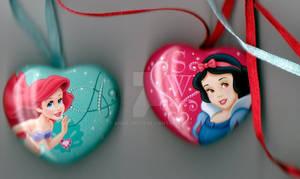Disney Princess 'lockets'  4