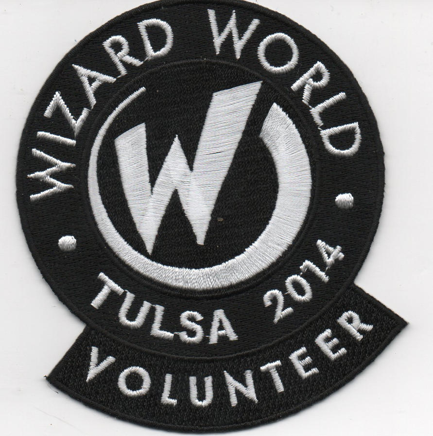 Volunteer Patch by AnnieSmith