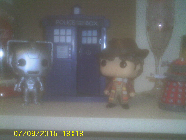 My Doctor Who Funko Figures by AnnieSmith