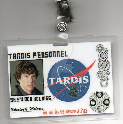 Sherlock TARDIS License - 10-25-15 ~037 by AnnieSmith